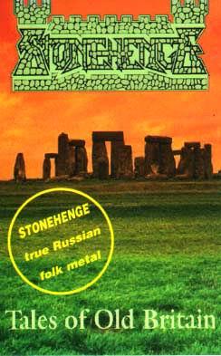 Stonehenge - Tales of Old Britain