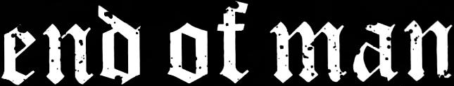 End of Man - Logo