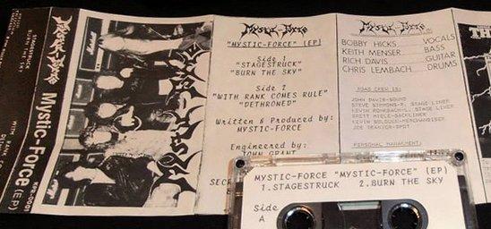 Mystic-Force - Mystic-Force