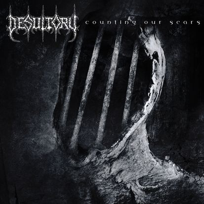 Cover of Desultory - Counting Our Scars