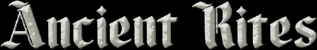 Ancient Rites - Logo