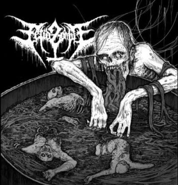 Fetid Zombie - Vomiting in the Baptismal Pool