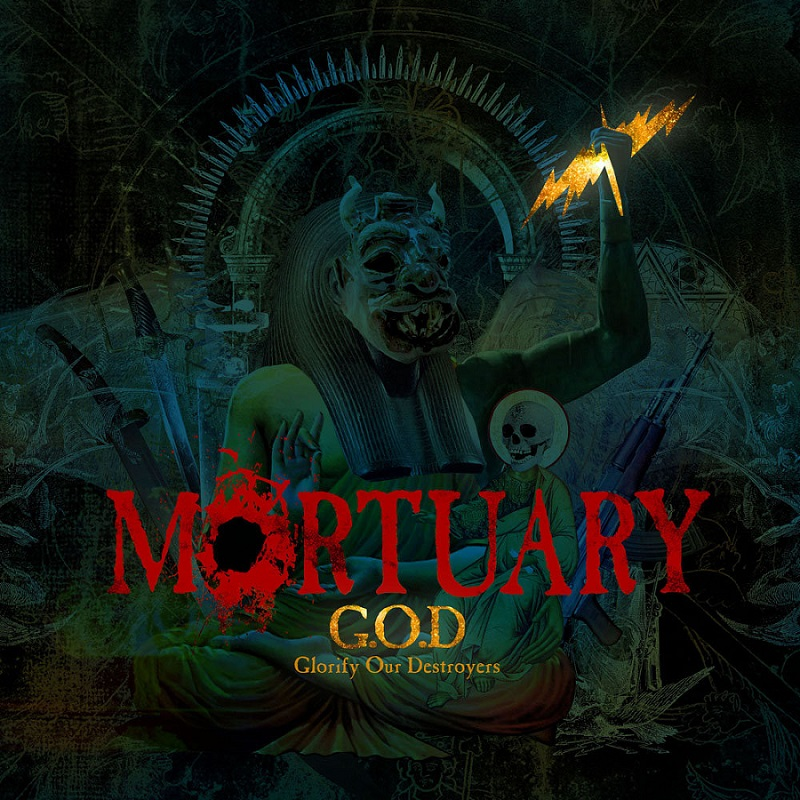 Mortuary - G.O.D. (Glorify Our Destroyers)