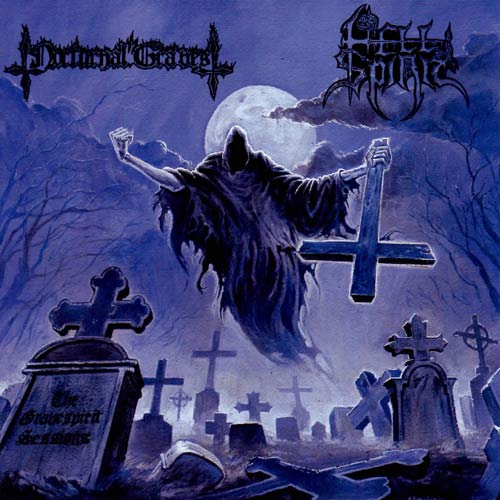 Nocturnal Graves / Hell Spirit - The Gravespirit Sessions
