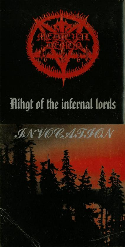 Invocation / Medieval Demon - Night of the Infernal Lords / Invocation