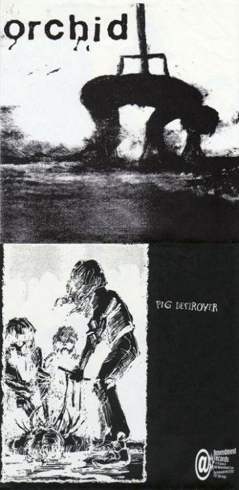 Pig Destroyer - Orchid / Pig Destroyer