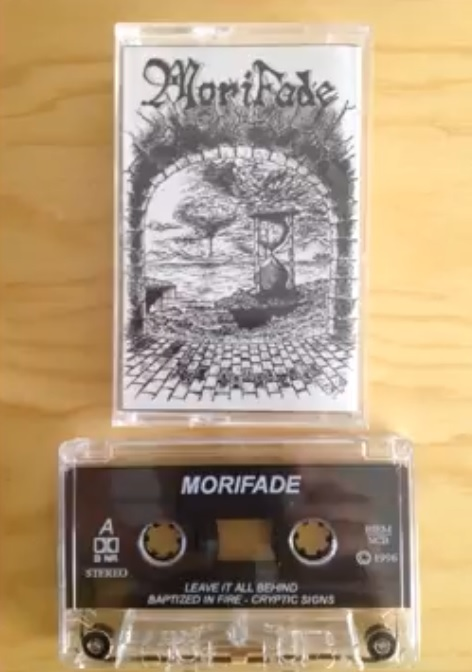 Morifade - The Hourglass