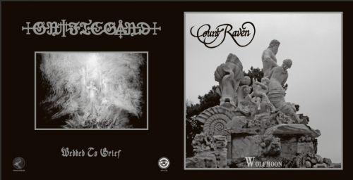 Count Raven / Griftegård - Wolfmoon / Wedded to Grief