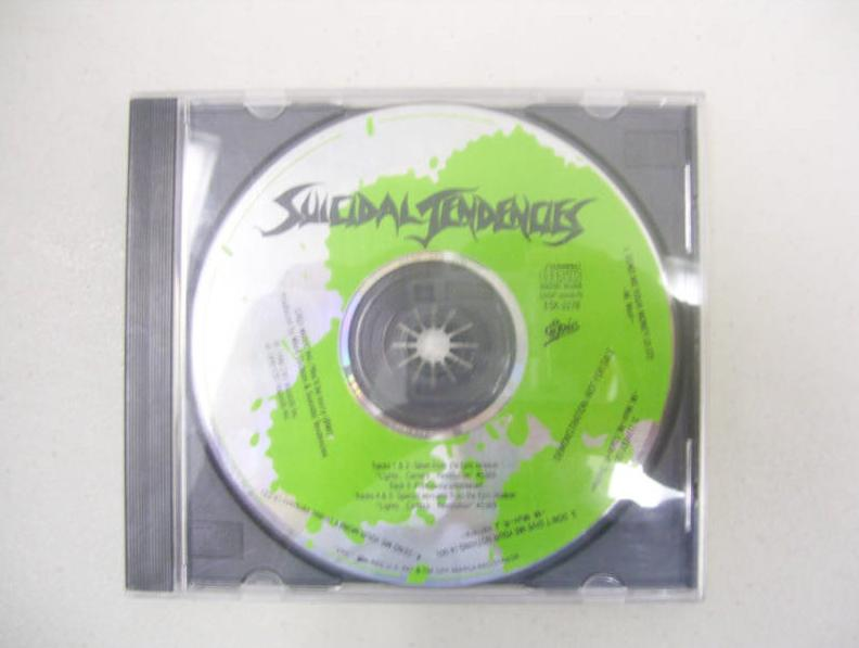 Suicidal Tendencies - Send Me Your Money