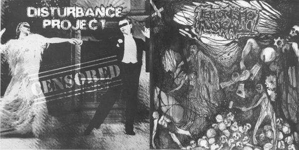 Disturbance Project - Censored / Terrorismo Musical