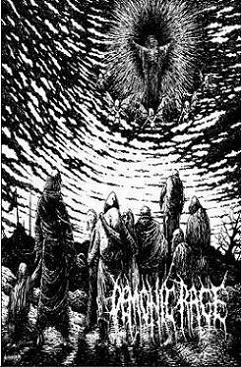 Demonic Rage - Sulphuric Congregation Toward the Holocaust of All Sacred and Holy