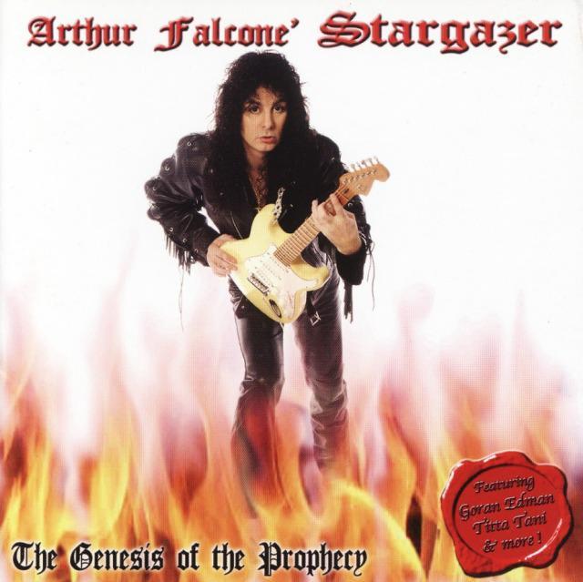 Arthur Falcone' Stargazer - The Genesis of the Prophecy
