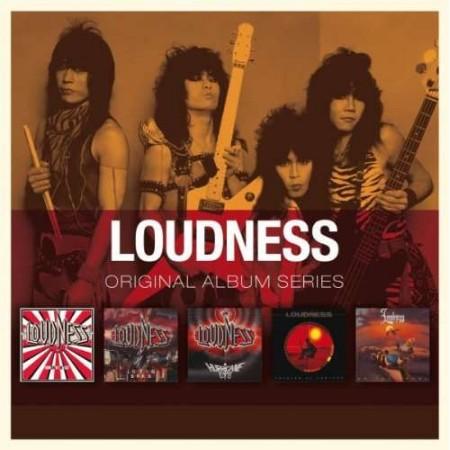 Loudness - Original Album Series