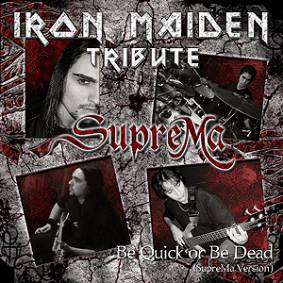 Suprema - Iron Maiden Tribute