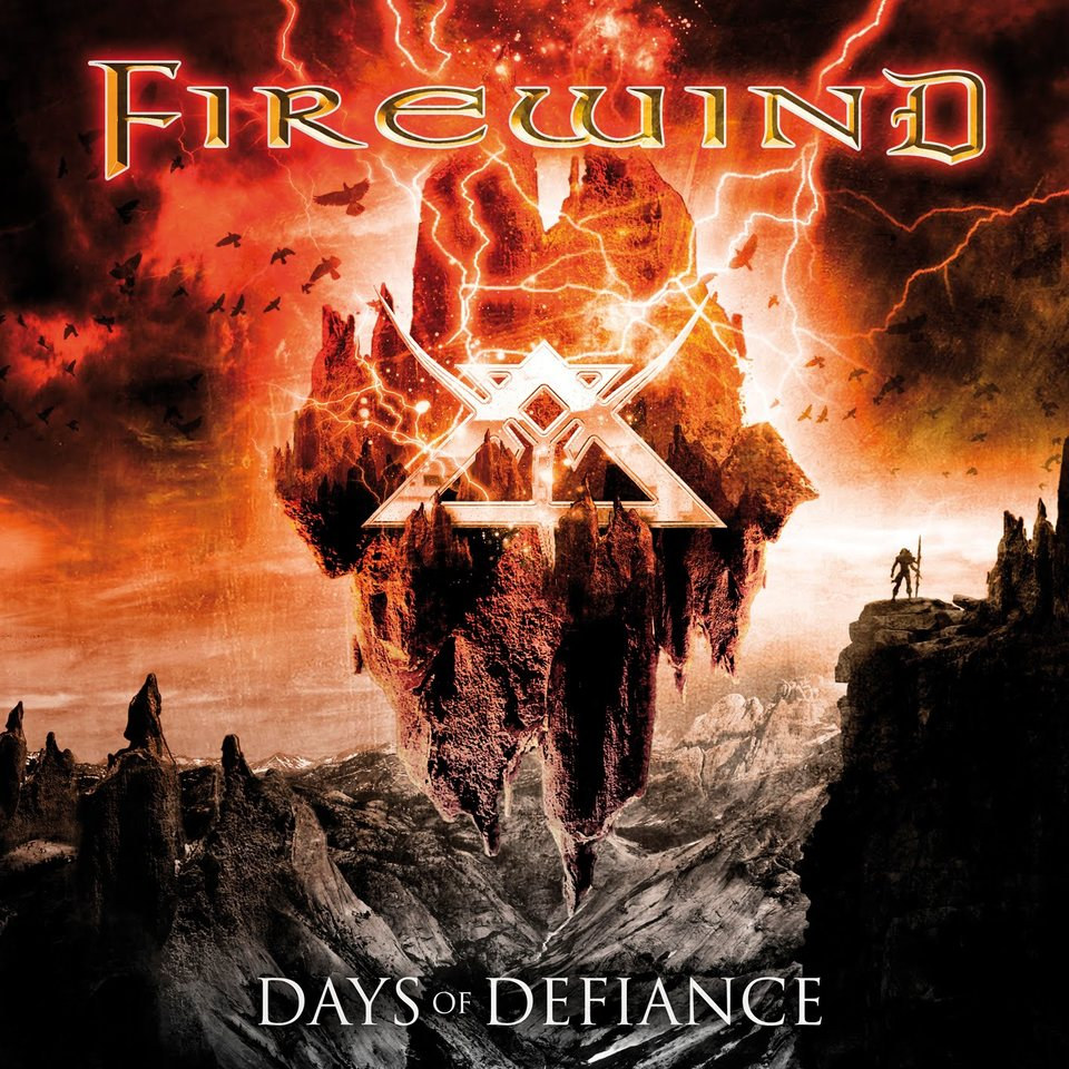Firewind - Days of Defiance