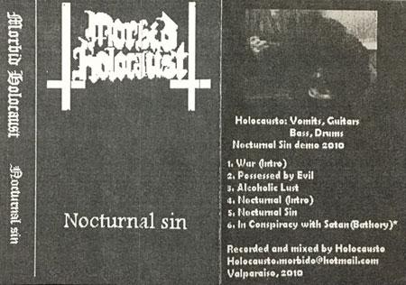 Morbid Holocaust - Nocturnal Sin