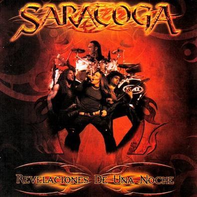 Saratoga - Revelaciones De Una Noche