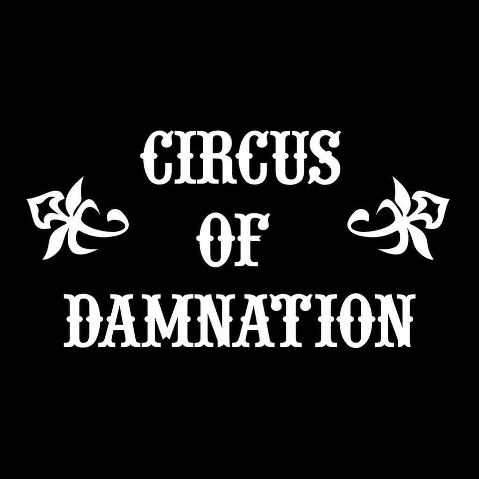 Circus of Damnation - Logo