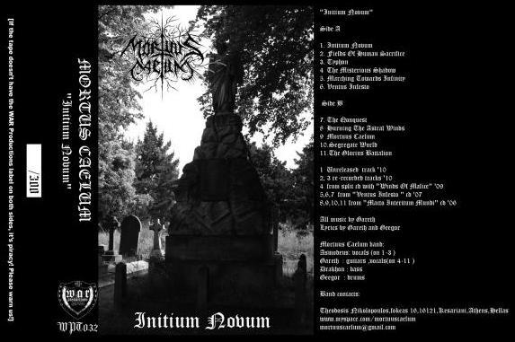 Mortuus Caelum - Initium Novum