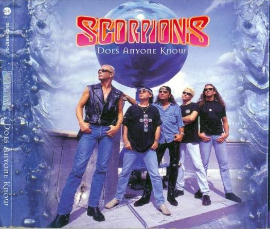 Scorpions - Does Anyone Know