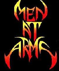 Men at Arms - Logo