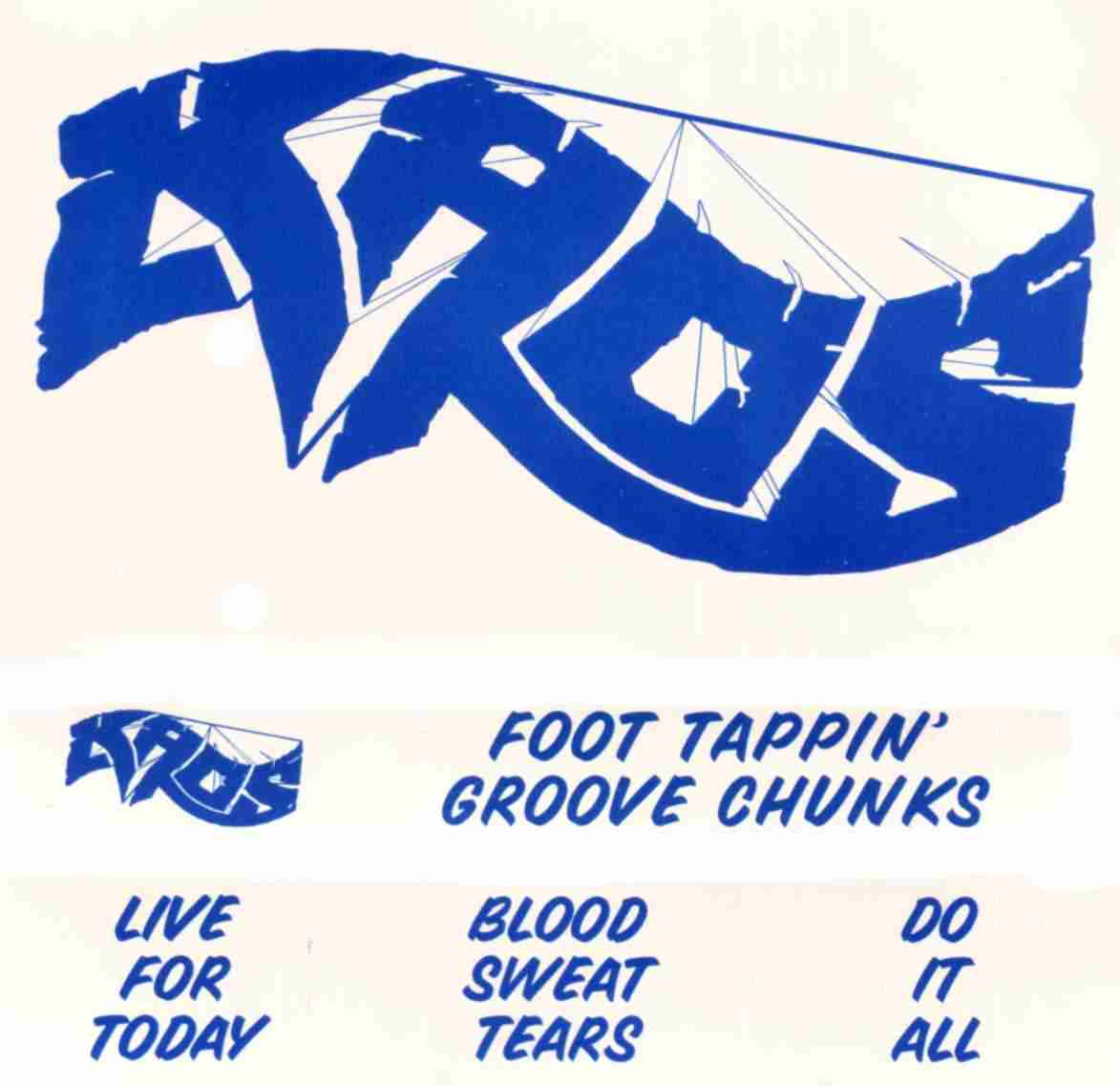 Kaos - Foot Tappin' Groove Chunks