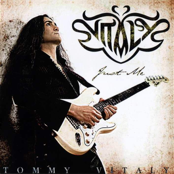 Tommy Vitaly - Just Me