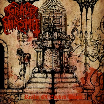 Grave Miasma - Realm of Evoked Doom