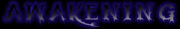 Awakening - Logo