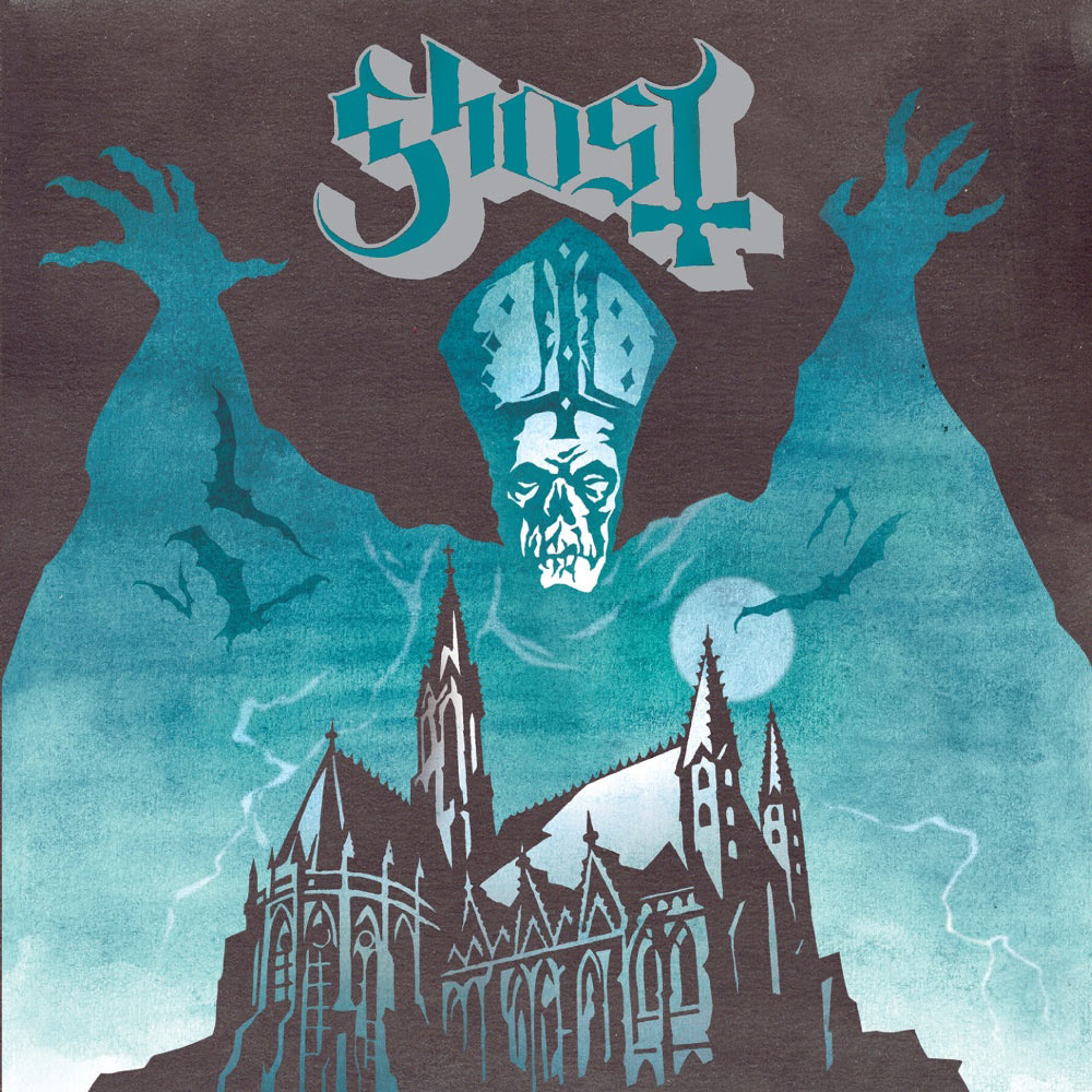 Cover of Ghost - Opus Eponymous
