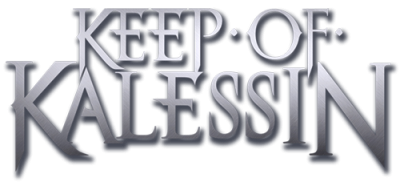 Keep of Kalessin - Logo