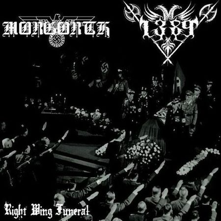 1389 / Morgorth - Right Wing Funeral