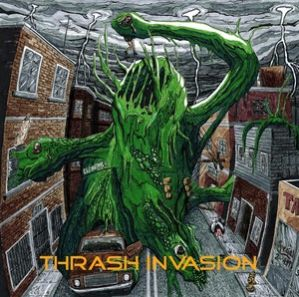Premunition / Vicious Attack / Possessor / Paralyzer - Thrash Invasion