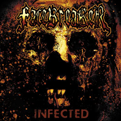 Cover of Facebreaker - Infected