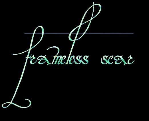 Frameless Scar - Logo