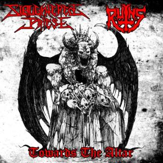 Ruins / Slaughtered Priest - Towards the Altar