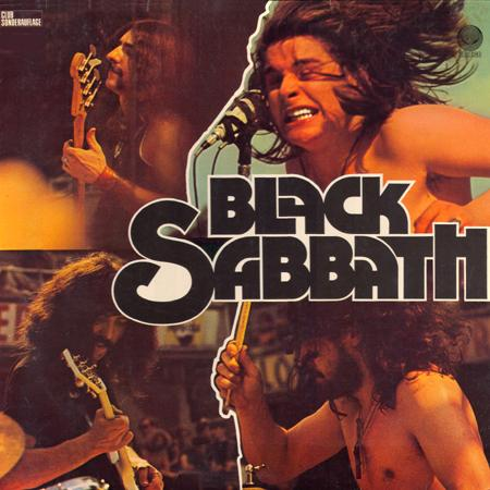 Black Sabbath - Club-Sonderauflage