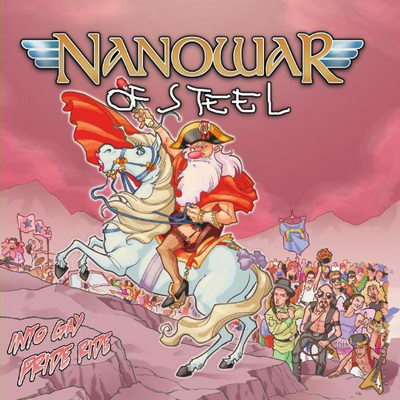 Nanowar of Steel - Into Gay Pride Ride