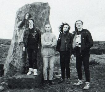 Burial - Photo