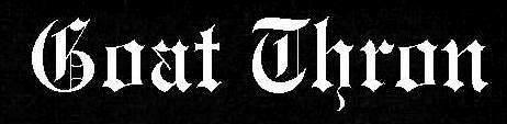 Goat Thron - Logo