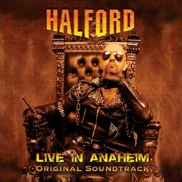 Halford - Live in Anaheim - Original Soundtrack