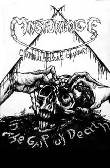 Masturbace - In the Grip of Death