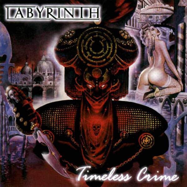 Labÿrinth - Timeless Crime