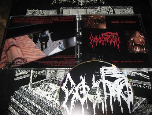 Goatmoon - Hard Evidence - Illegal Live Activities 2009