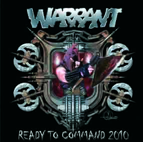 Warrant - Ready to Command 2010