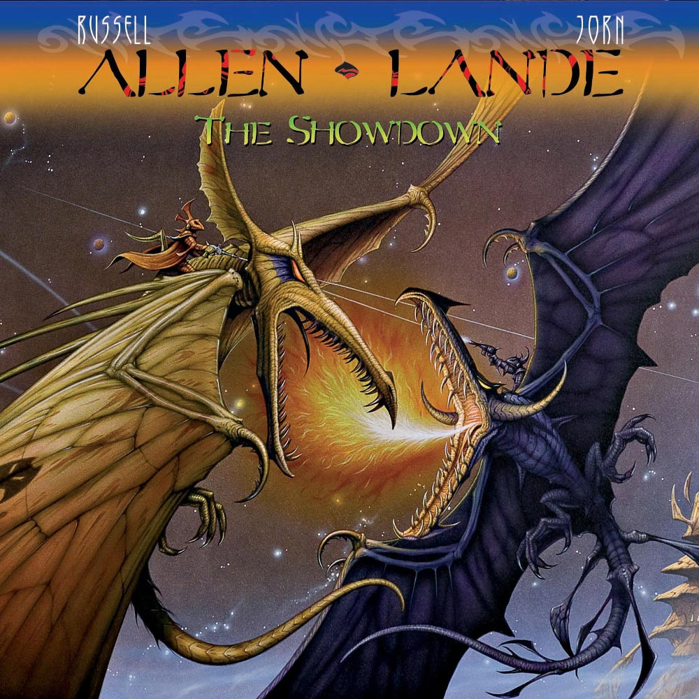 Allen - Lande - The Showdown