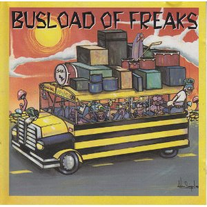 Suicidal Tendencies / Infectious Grooves - Busload of Freaks