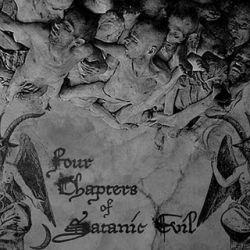 Mystes / Nekrokrist SS / Calvarium Funestus / Khaos Abyssi - Four Chapters of Satanic Evil