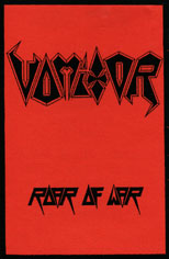 Vomitor - Roar of War