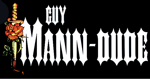 Guy Mann-Dude - Logo